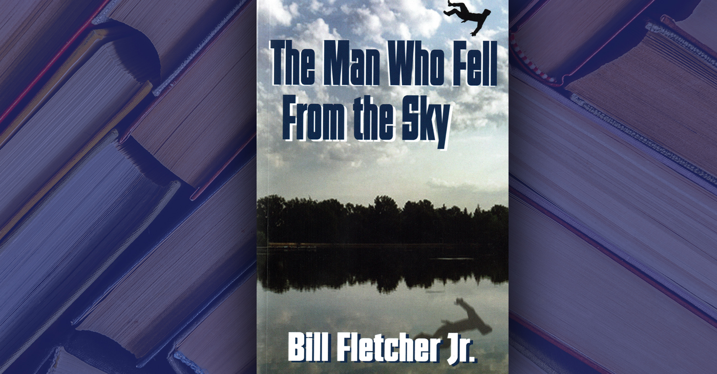 """The Man Who Fell From the Sky,"" Hard Ball Press; 350 pages"