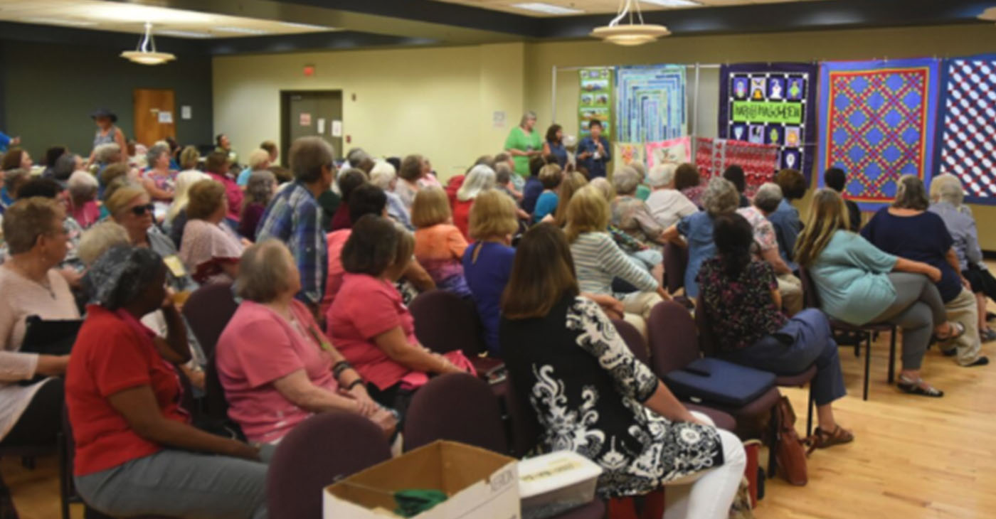 QuiltFest draws hundreds of quilts, thousands of people