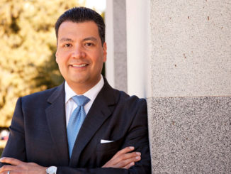California Sectary of State Alex Padilla