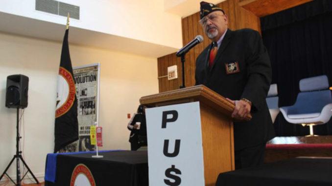 Retired Lt. Col. Marines, Judge William Hooks