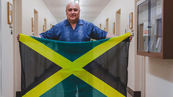 Fulbright Scholar Roberto Rivera looks to Jamaica as a model of restorative justice