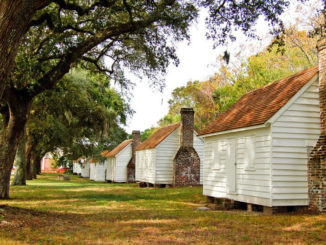 Slave quarters at the McLeod Plantation, which has been turned into a museum on the outskirts of Charleston, S.C./ Photo by Charleston County Park and Recreation Commission