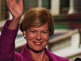 U.S. Senator Tammy Baldwin of Wisconsin