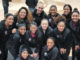 "The Augsburg ""diverse dozen"": (l-r, row 1) Camille Porter, Camryn Speese (l-r, row 2) Arianna Jones, Kaezha Wubben, Selena Lor, Sydney Fields (l-r, row 3) Tamira McLemore, Aiza Wilson, Pashia Scott, Destiny Cummings, Tehya Hampton, Jazmyn Solseth"