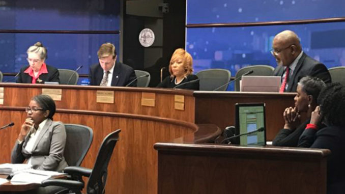 The Birmingham City Council voted unanimously Tuesday to make the first of four quarterly $2.5 million payments to the BJCTA. (Erica Wright, The Birmingham Times)