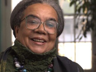 (Photo: Marian Wright Edelman / The History Makers)
