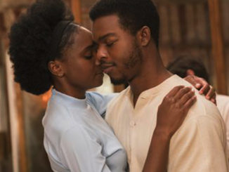 """Stephan James and Kiki Layne in """"If Beale Street Could Talk"""" /Credit: Toronto Film Festival"""