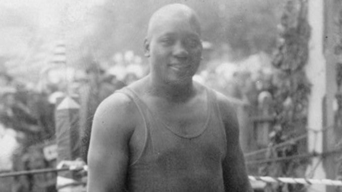 Jack Johnson, American Boxer (Photo: Wikimedia Commons)
