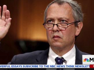 Thomas Farr (Photo: Screen Capture MSNBC)