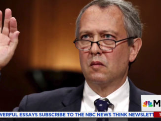 Thomas Farr (Photo: Screen Capture MSNBC)