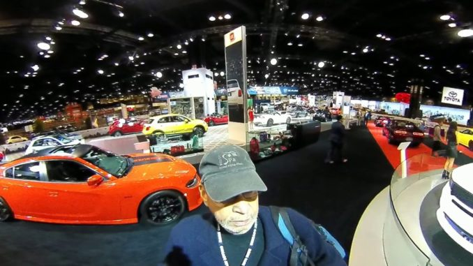 Autonetworkthu February 16 2017 2 00pm Url Embed Fiat Stand Chicago Auto Show
