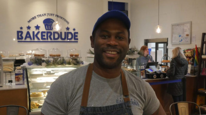 Owner of Baker Dude Bakery Cafe