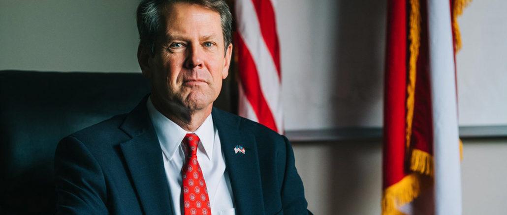 Governor-elect Brian Kemp
