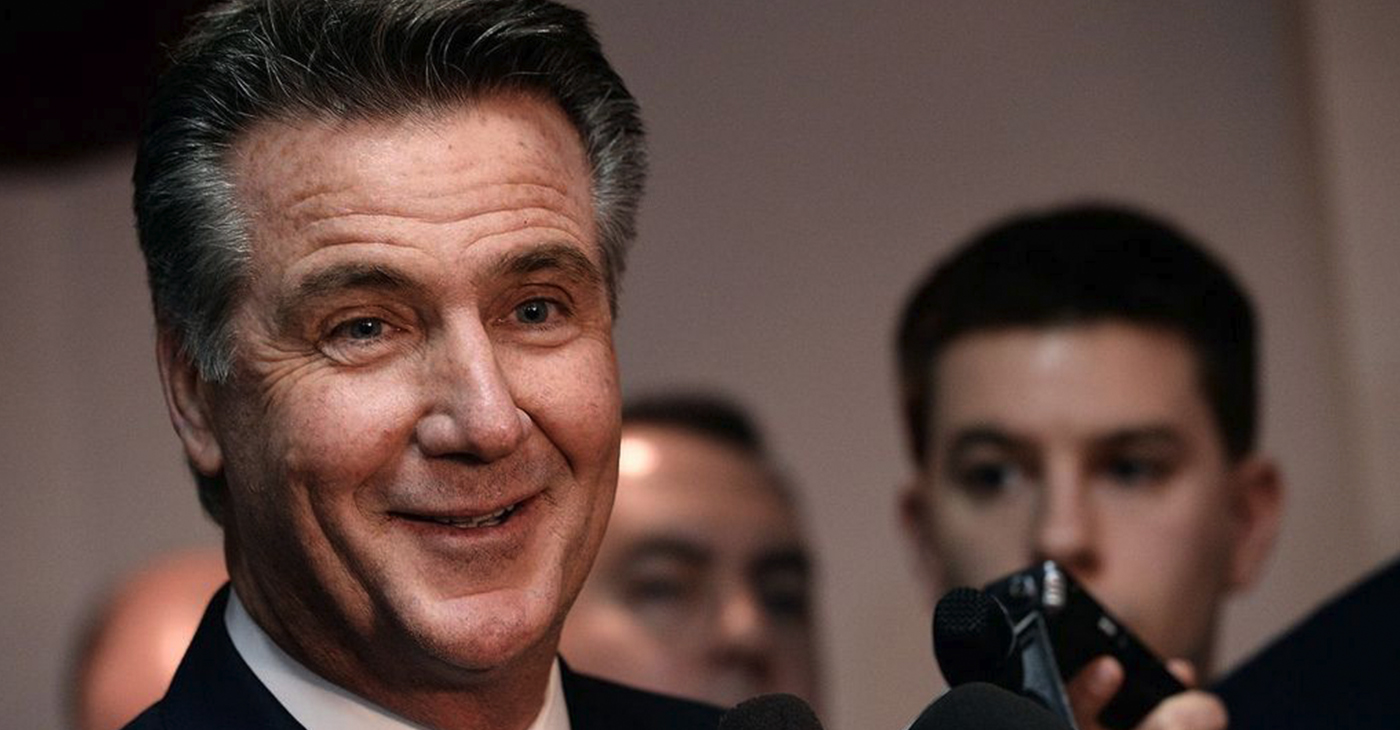 Washington's NFL franchise team President Bruce Allen shoulders more blame for the disappointment of another failed season. (Courtesy Photo)
