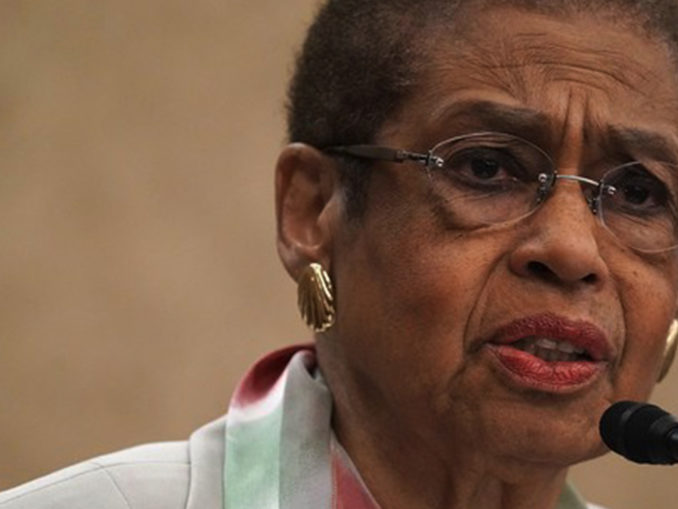 On June 19, 2018 – Juneteenth, Black Freedom Day – Congresswoman Eleanor Holmes Norton, D-D.C., introduced her bill to permit the use of marijuana in states where it is legal – for medical or recreational purposes – in federally-assisted housing, including public housing and the Section 8 housing program.