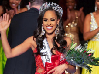 Cordelia Cranshaw, who was in foster care until the age of 21, was crowned Miss D.C. on Dec. 8.