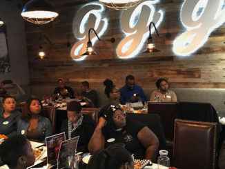 Attendees at a recent Afropreneurial Community group Meet and Greet.