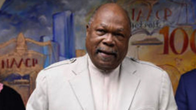 Rev. Dr. Wendell Anthony talks about the national convention coming back to Detroit next year.