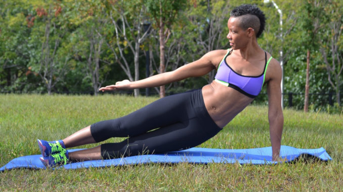 Pilates Instructor, Sonja Herbert. (Courtesy Photo)