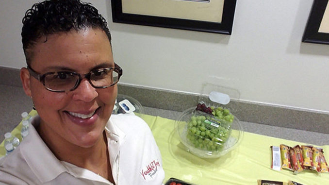 Dr. Anjanette M. Hogan founder of Youthful Joy Foundation