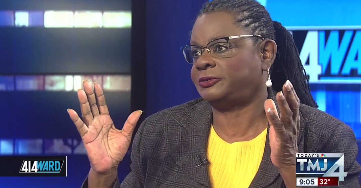 Rep. Gwen Moore (D-WI) (Photo: YouTube)