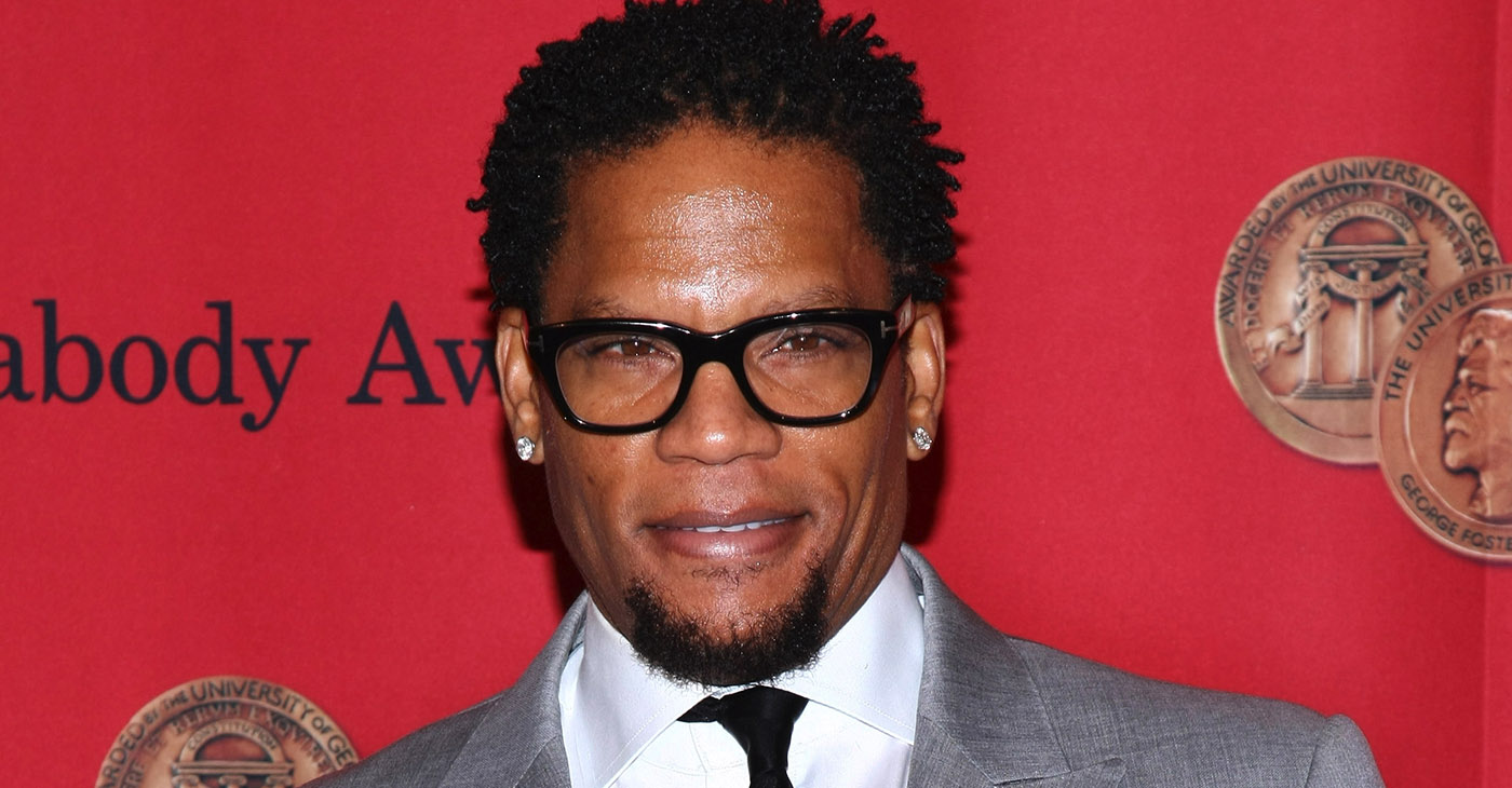 "D.L. Hughley at the 72nd Annual Peabody Awards Luncheon for ""The Endangered List"" Waldorf-Astoria Hotel / (Photo: Janafrench93/Wikimedia Commons)"