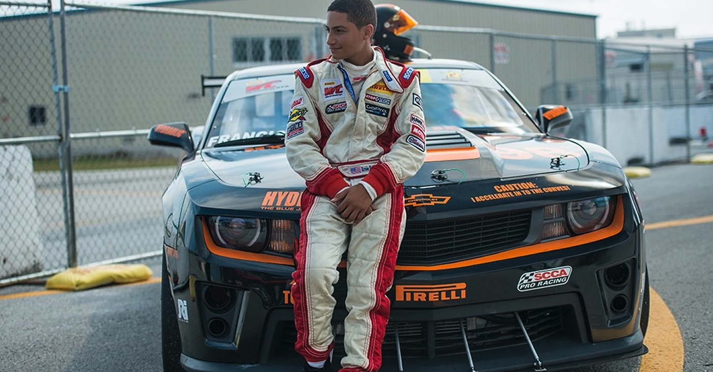 Ernie Francis Jr. (Photo: Ernie Francis Jr. Racing)