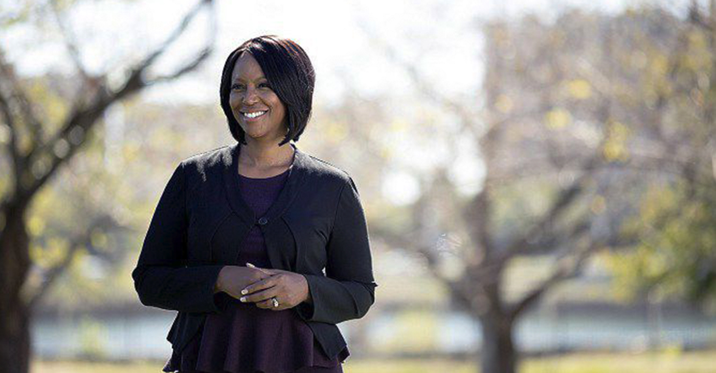 Rockeymore Cummings has worked as a congressional aid and policy expert. She also worked for the National Urban League and as a policy analyst for the Congressional Black Caucus Foundation. She is frequently seen on TV and on policy panels speaking on economics and inequality.