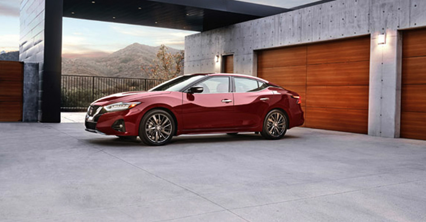 Nissan has invested more time and money into the development of CVTs than most automakers. It shows on the Maxima.