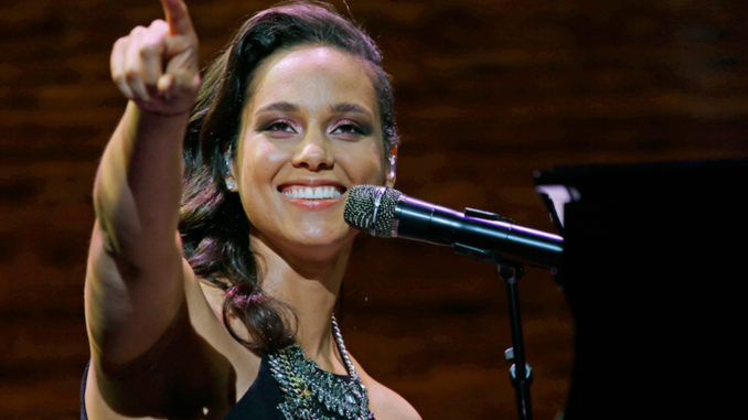 Alicia Keys (Courtesy Photo)