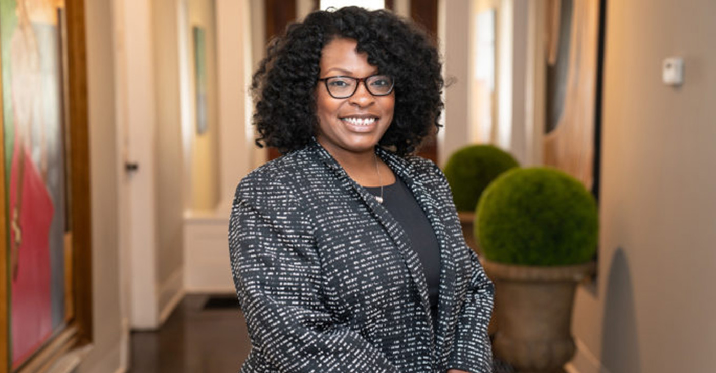 Atty. Christian West-Coleman (Photo by tntribune.com)