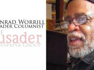 Dr. Conrad Worrill (Photo by: Chicago Crusader)
