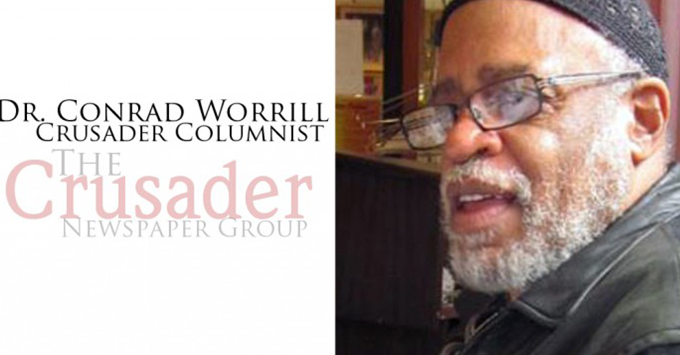 Dr. Conrad Worrill (Photo by: Chicago Crusader)