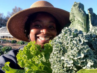Fresh Future Farm founder Germaine Jenkins