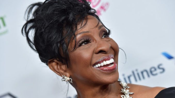 Gladys Knight attends the 2018 Carousel of Hope Ball at The Beverly Hilton Hotel on Oct. 6, 2018 in Beverly Hills, California. (Photo by Axelle/Bauer-Griffin/FilmMagic)