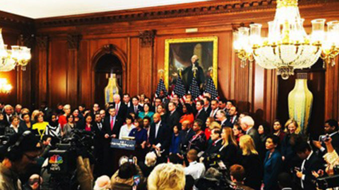 House Democrats propose Democracy Reform Package (Photo by: greenecodemocrat.com)