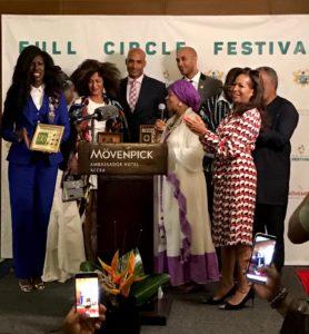 Photos from the Full Circle Festival in Ghana/Courtesy Photos