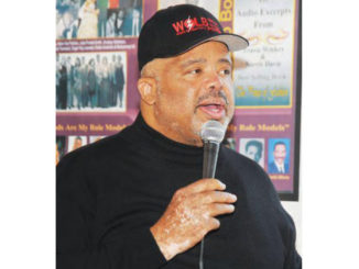 Former state senator turned talk show host Larry Young is advocating for a Black leader to take over the job of State Treasurer. (Courtesy Photo)
