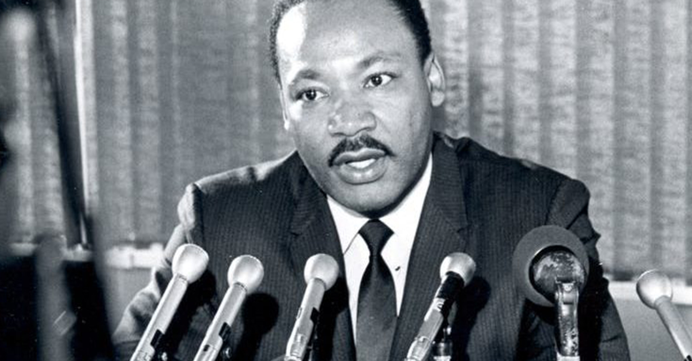 Dr. Martin Luther King Jr. (Photo by: Atlanta Tribune)