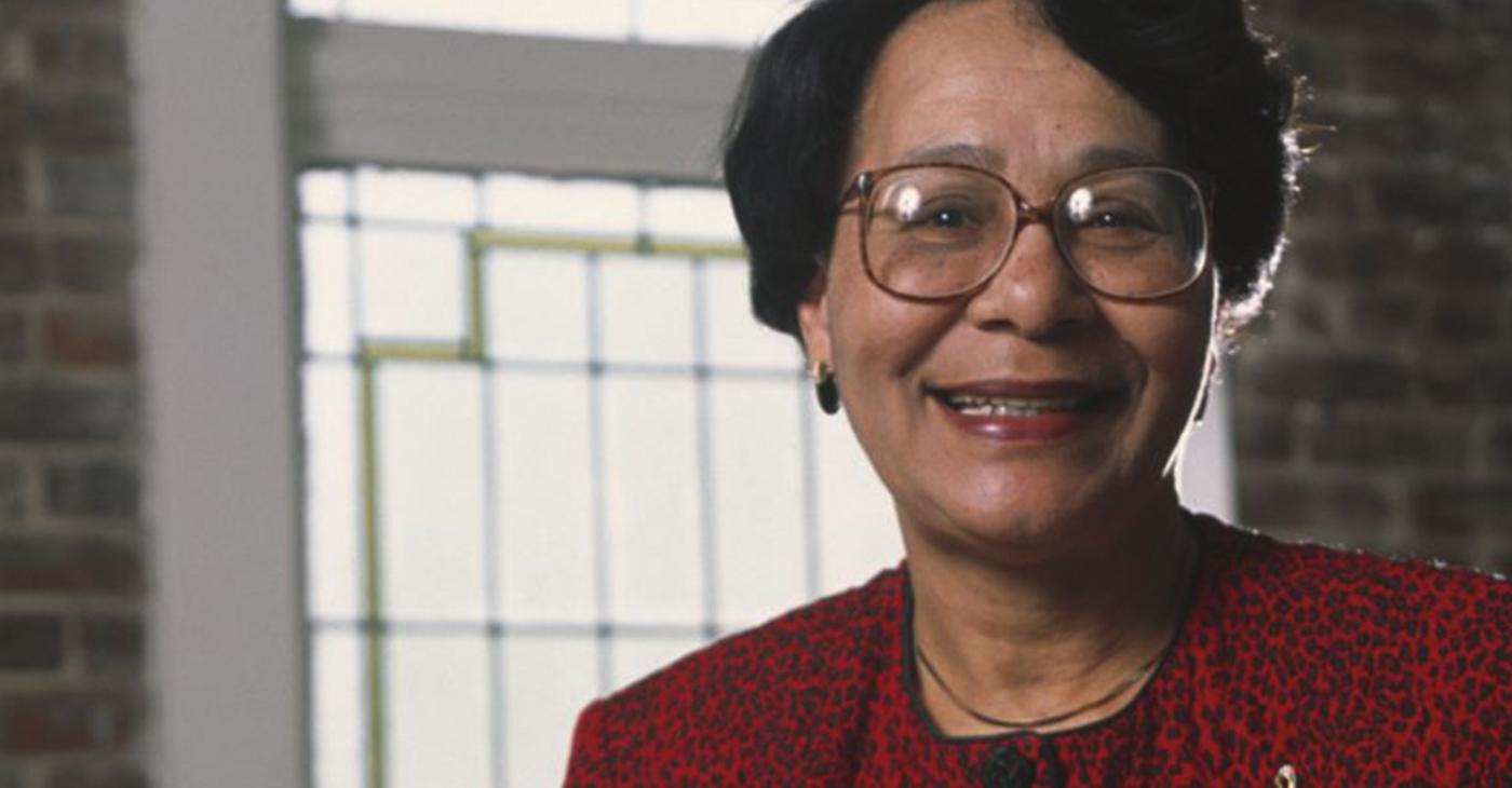 Mary Frances Early (Photo by: atlantatribune.com)