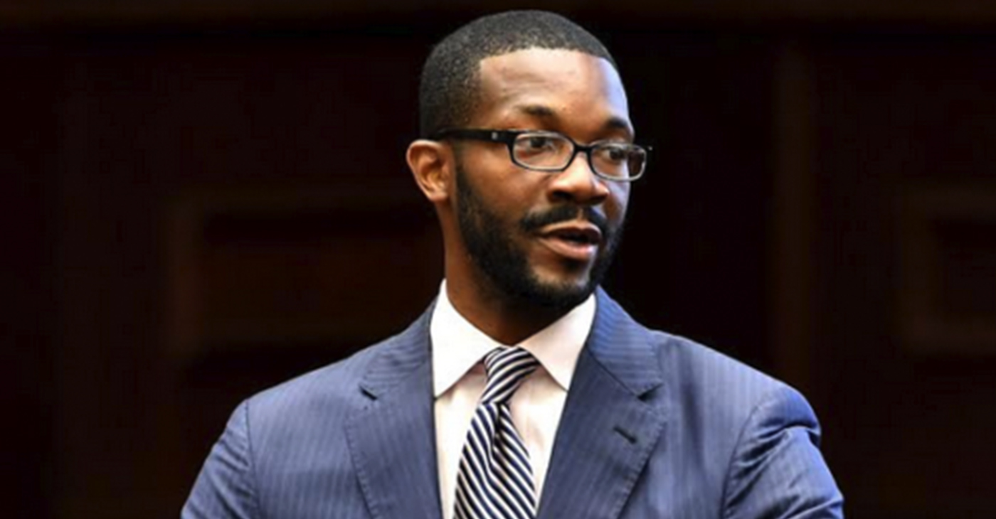 Birmingham Mayor Randall Woodfin. Photo by The Birmingham Times.