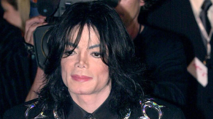 Michael Jackson (Photo credit: Splash News)