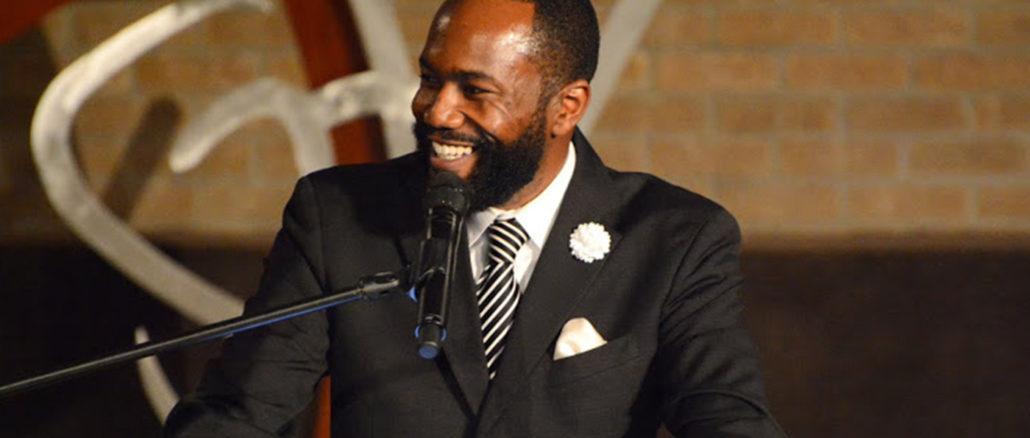 Rev. Christopher Johnson (Photo by: defendernetwork.com)