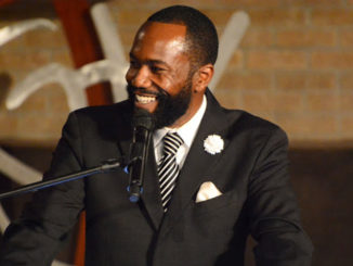 Rev. Christopher Johnson (Photo by: defendernetwork.com)