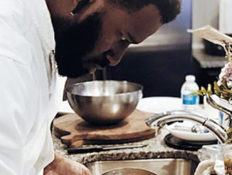 Chef Dorien Murphy (Photo by: Talia J. Brown)