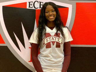 New Mississippi State commit Rickea Jackson chose the Bulldogs over South Carolina.