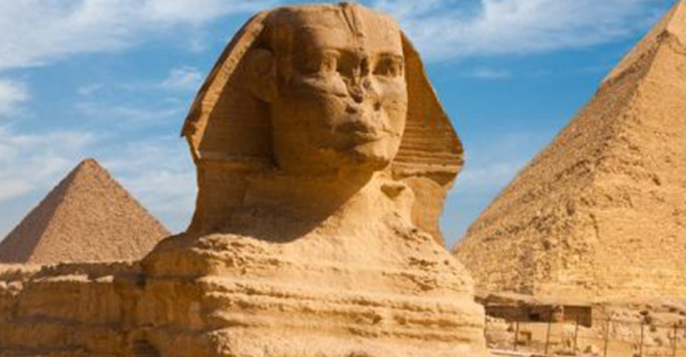 Sphinx, Egypt (Photo by: sfbayview.com)