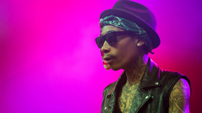 Wiz Khalifa (Photo by: Bill Ebbesen | Wiki Commons)