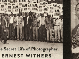 """Preston Lauterbach's new book, """"Bluff City: The Secret Life of Ernest Withers"""""""