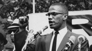 If I stick a knife in your back nine inches and take it out six, is that progress? The implication is, 'No!' – Malcolm X (El Hajj Malik El-Shabazz)